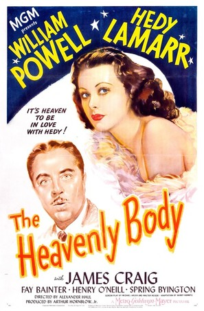 The Heavenly Body - Movie Poster (thumbnail)