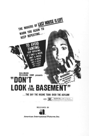 Don't Look in the Basement - Movie Poster (thumbnail)