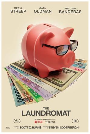 The Laundromat - Movie Poster (thumbnail)