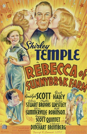 Rebecca of Sunnybrook Farm - Movie Poster (thumbnail)