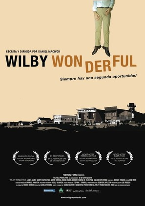 Wilby Wonderful - Spanish poster (thumbnail)