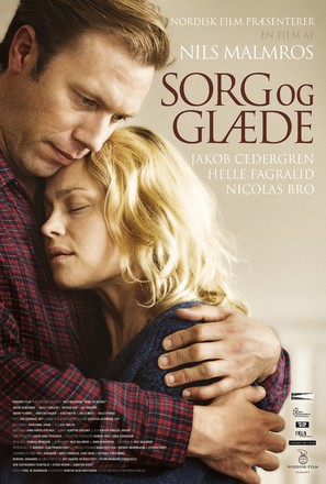Sorg og glæde - Danish Movie Poster (thumbnail)