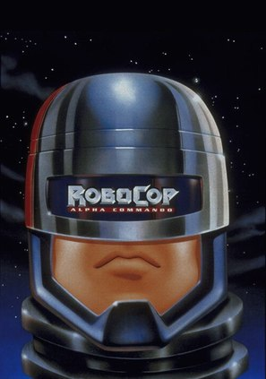 """Robocop: Alpha Commando"" - poster (thumbnail)"