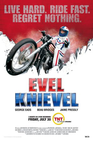 Evel Knievel - Movie Poster (thumbnail)