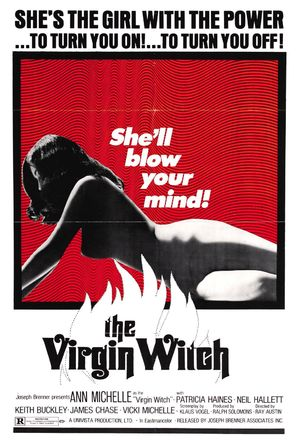 Virgin Witch - Movie Poster (thumbnail)