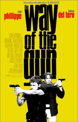The Way Of The Gun - Movie Poster (thumbnail)