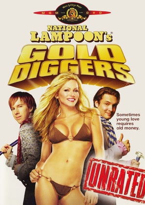 Gold Diggers - Movie Cover (thumbnail)
