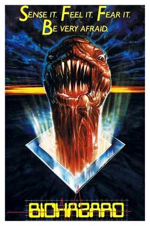 Biohazard - Movie Poster (thumbnail)