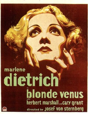 Blonde Venus - Movie Poster (thumbnail)