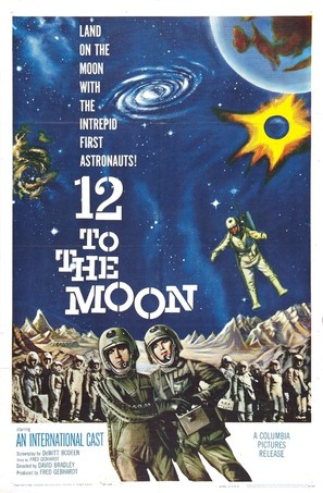12 to the Moon - Movie Poster (thumbnail)