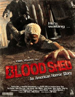 Blood Shed - Movie Poster (thumbnail)