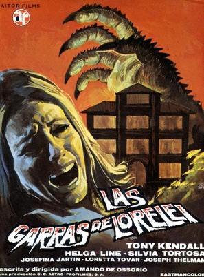 Las garras de Lorelei - Movie Poster (thumbnail)