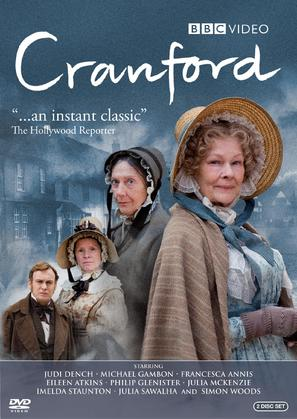 """Cranford"" - DVD movie cover (thumbnail)"