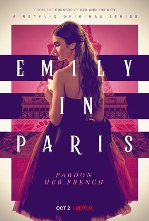 """Emily in Paris"" - Movie Poster (thumbnail)"