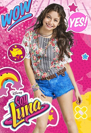 """""""Soy Luna"""" - Argentinian Movie Poster (thumbnail)"""