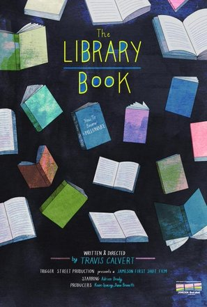 The Library Book - Movie Poster (thumbnail)