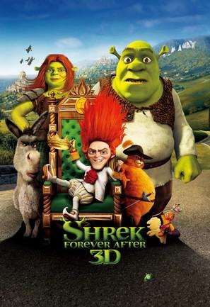 Shrek Forever After - Movie Poster (thumbnail)