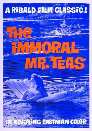 The Immoral Mr. Teas - Movie Poster (thumbnail)
