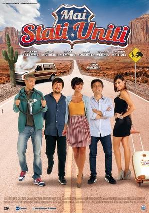 Mai Stati Uniti - Italian Movie Poster (thumbnail)