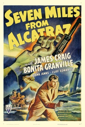 Seven Miles from Alcatraz - Movie Poster (thumbnail)