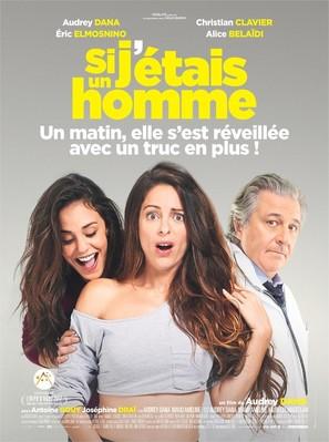 Si j'étais un homme - French Movie Poster (thumbnail)