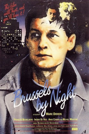 Brussels by Night - Belgian Movie Poster (thumbnail)