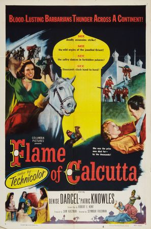 Flame of Calcutta - Movie Poster (thumbnail)