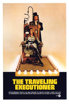 The Traveling Executioner - Movie Poster (thumbnail)