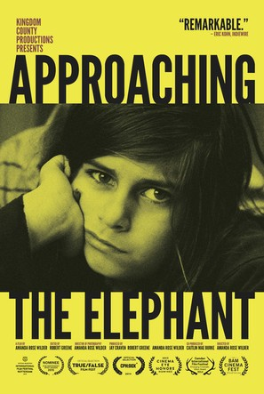 Approaching the Elephant - Movie Poster (thumbnail)