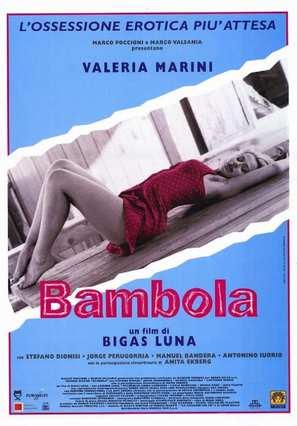 Bámbola - Italian Movie Poster (thumbnail)