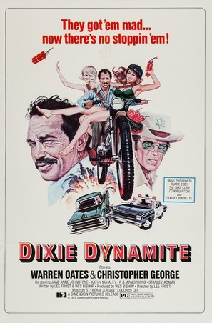 Dixie Dynamite - Movie Poster (thumbnail)