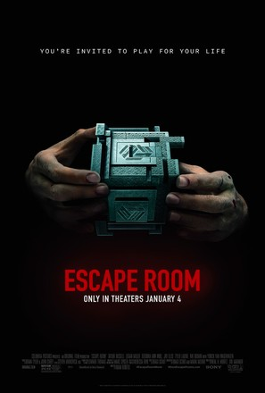 Escape Room - Movie Poster (thumbnail)