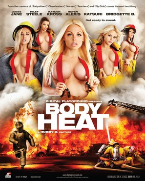 Body Heat - Video release movie poster (thumbnail)