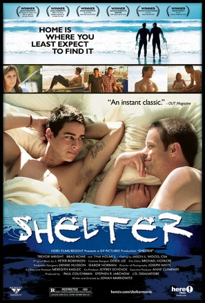 Shelter - Movie Poster (thumbnail)