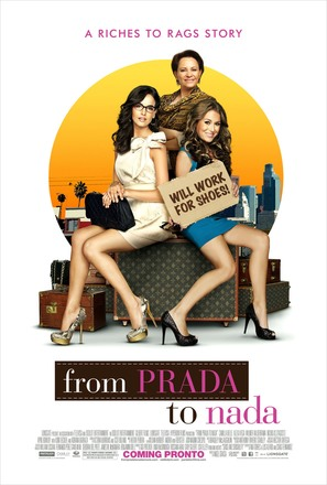 From Prada to Nada - Movie Poster (thumbnail)