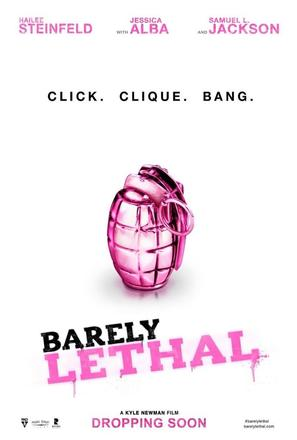 Barely Lethal - Movie Poster (thumbnail)