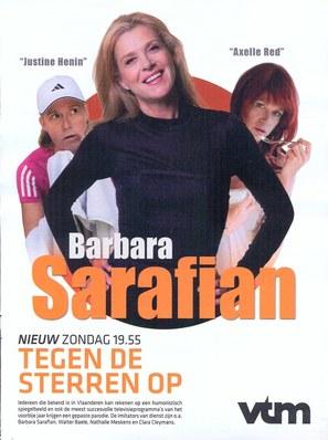 """""""Tegen de sterren op"""" - Belgian Movie Poster (thumbnail)"""