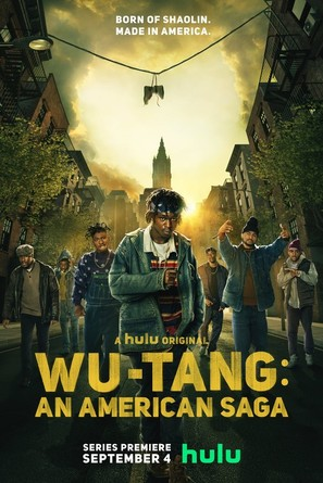 """Wu-Tang: An American Saga"" - Movie Poster (thumbnail)"
