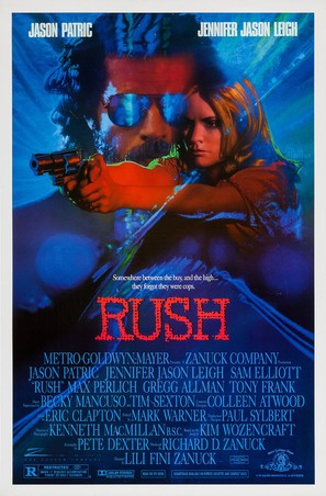 Rush - Movie Poster (thumbnail)