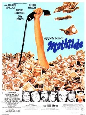 Zeg maar Mathilde