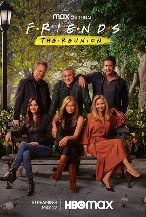 Friends The Reunion - Movie Poster (thumbnail)