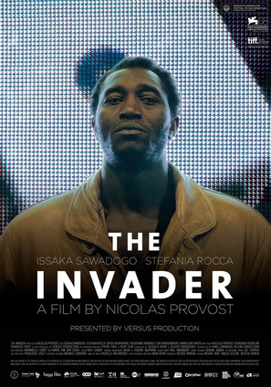 The Invader - Belgian Movie Poster (thumbnail)