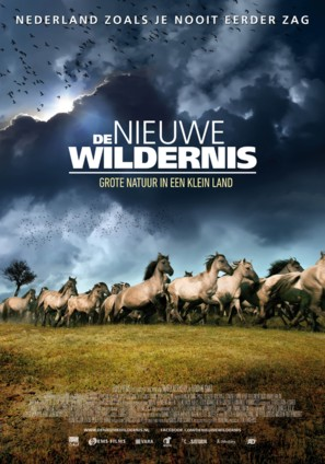 De nieuwe wildernis - Dutch Movie Poster (thumbnail)