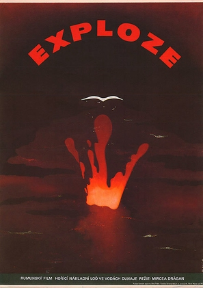 Explozia - Czech Movie Poster (thumbnail)