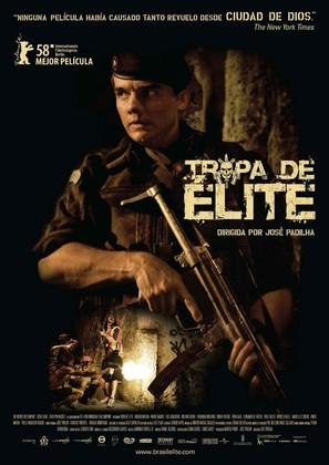 Tropa de Elite - Brazilian Movie Poster (thumbnail)