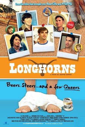 Longhorns - Movie Poster (thumbnail)
