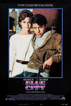 Blue City - Movie Poster (thumbnail)