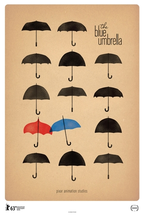 The Blue Umbrella - Movie Poster (thumbnail)