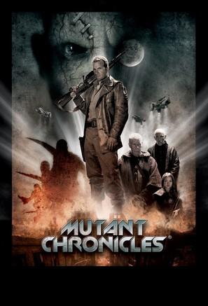 Mutant Chronicles - Movie Poster (thumbnail)