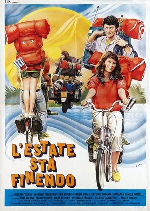 L'estate sta finendo - Italian Movie Poster (thumbnail)